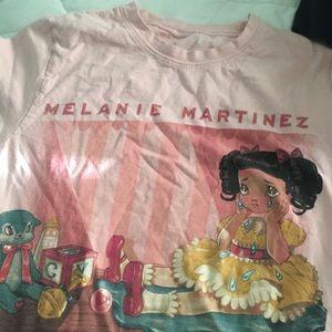 Melanie Martinez shirt small likely for children